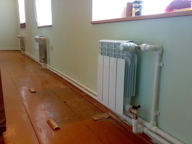 Autonomous heating systems